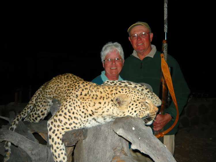 afrika jagd preise